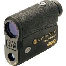 Leupold 112179 / Rx-1000I Tbr Dig Laser Rangefinder 6X Black/Gray With Dna