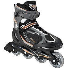 Bladerunner Advantage Pro Inline Skates Men's Size 7 Black/Orange (Bladerunner Advantage Pro compare prices)