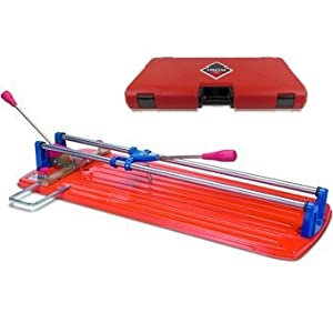 Rubi TS-40 17-Inch Tile Cutter with Red Case