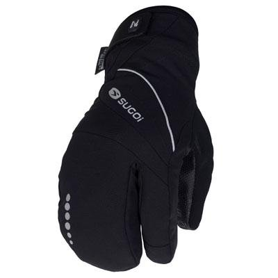 Image of Sugoi 2012/13 Men's Firewall Z Full Finger Cycling Glove - 91592U (B0069UEP2O)