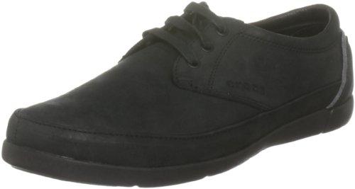 Crocs Men's Ellicott Black/Black Lace Up 11499-060-700 11 UK