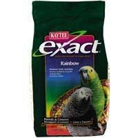Exact Rainbow Pet Bird Food, 2.5 Lb Bags, 6 per case