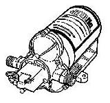 SHURflo 2088-422-444 2.8 Classic Series Potable Water Pump