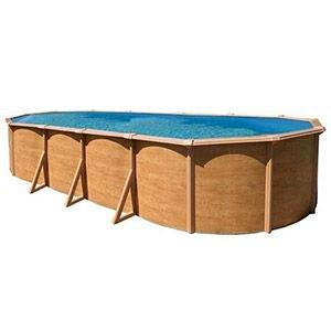 piscine bois trigano