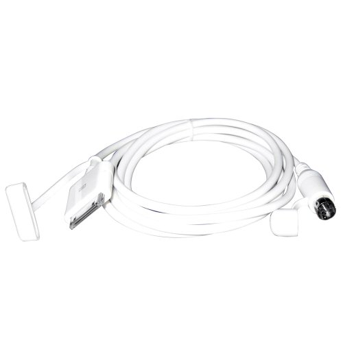 Rockford Fosgate iPod Cable - iPod to S-Video