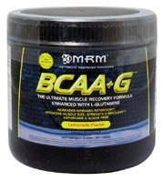 MRM BCAA+G 180g お試し版 レモネード味