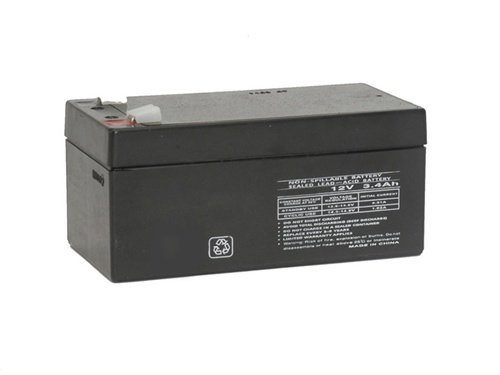 Battery-Biz Inc. 12 Volt 3 Ah SLA UPS Battery