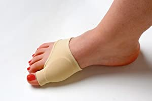 Gel Lined Bunion Protector - Womens