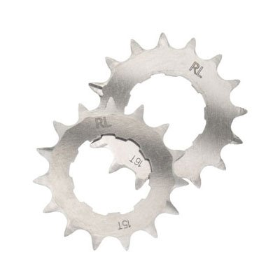 REDLINE Flight Titanium Cassette Cog 3/32″ x 17T Single