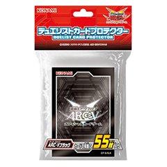 遊戯王ARC-V OCG デュエリストカードプロテクター ARC-Vブラック パック(仮称)