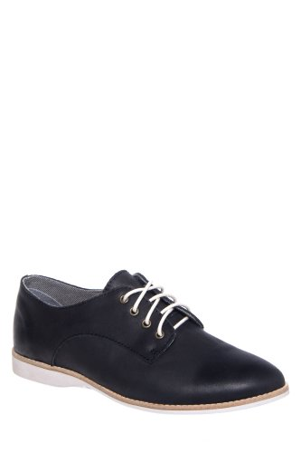 Rollie Nation Unisex Derby Oxford Flat Shoe