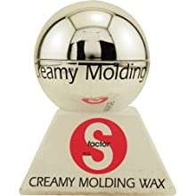 S Factor Creamy Molding Wax 1.7 Oz
