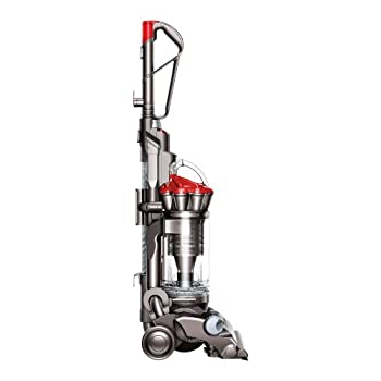 Get a Dyson DC33 Multi-Floor Upright Bagless Vacuum Cleaner - Red