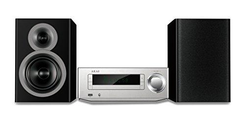 Akai AMD-340 Micro impianto stereo HiFi bluetooth DVD HDMI