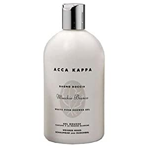 Acca Kappa White Moss Bath & Shower Gel From Italy