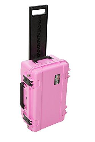 Pink Skb 3I-2011-7P-C With Pluck Foam And Tsa Lock