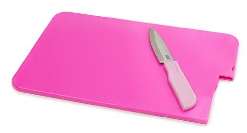 Joseph Joseph Slice and Store, Pink