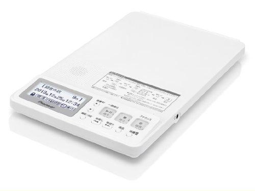 パイオニア 通話録音装置 ホワイト AF-CR1000-W