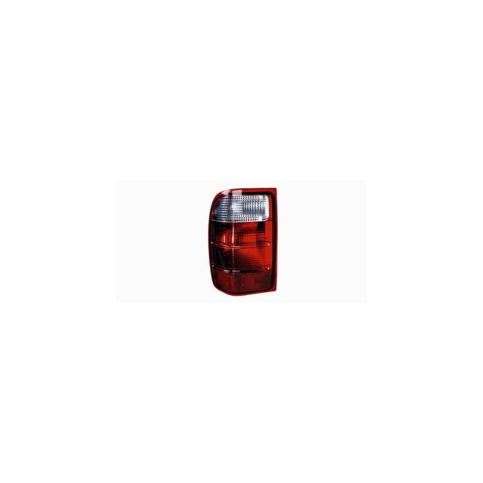 2001 2005 FORD RANGER EXCEPT STX AUTOMOTIVE NEW REPLACEMENT TAIL LIGHT LEFT HAND TYC 11 5452 01