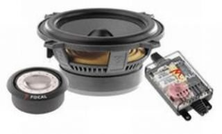 Focal Polyglass 130 V1 525-Inch 2-Way Component Speaker Kit