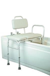 Homecraft sedia di ausilio per uscire dalla vasca da bagno imbottita cura della - Sedia per vasca da bagno ...