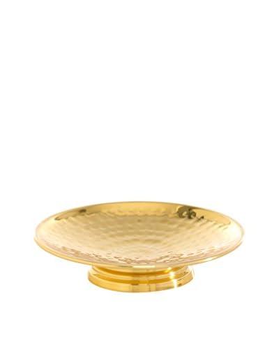 Shiraleah Hammam Soap Dish, Gold