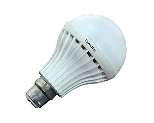 VarniRaj Microfiber 15W LED Bulb (White)