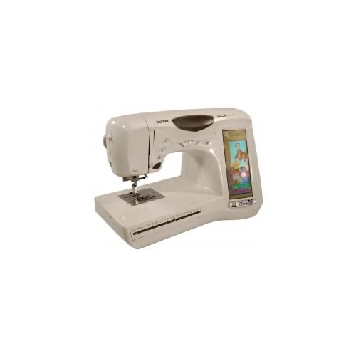 sewing machine disney embroidery se270d