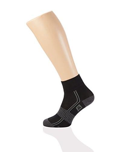 Alpine Pro Calcetines HARE Negro