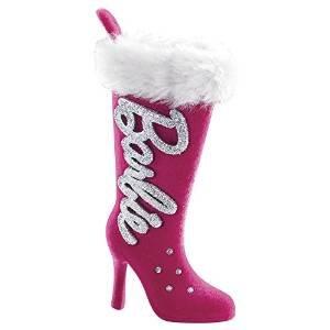 Barbie Fashion Boot 2014 Carlton Heirloom Ornament