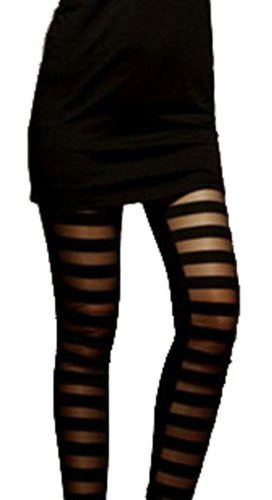 Punk Rock Clothes For Girls front-45997