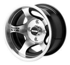 Maxxis 4x4 Utility Wheel - 12x7 / Rear R86305S-A 