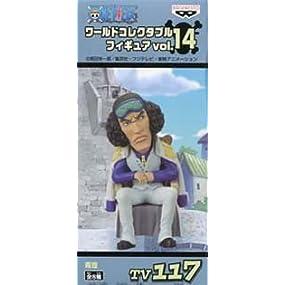 ONE PIECE ワンピース ワールドコレクタブルフィギュア vol.14 TV117 青雉
