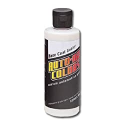 Auto Air Colors 4002-4Z Base Coat Sealer Dark 4 Ounce