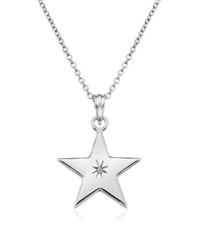 Lily and Lotty Collar Star 0.01 ct Diamond