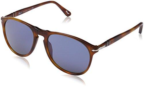 persol-mens-po-9649s-9649-aviator-sunglasses-96-56-terra-di-siena-frame-blu-lens