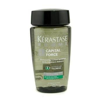 Homme Capital Force Daily Treatment Shampoo ( Anti-Oiliness Effect ) 250ml/8.5oz