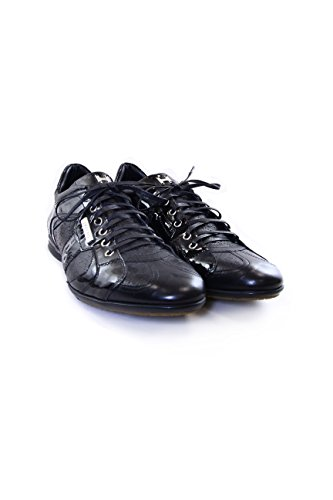 Alexander Hotto leather sneakers black 43