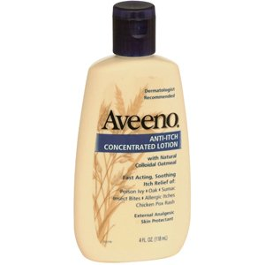 CONSUMER SECTOR AVEENO ANTI ITCH LOTION 4 oz: Health & Personal Care