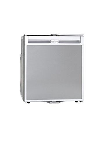 Waeco-9105303288-CoolMatic-CR65-Rfrigrateur-de-compresseur--encastrer-fontal-argent-mat-64-litres-1224-V