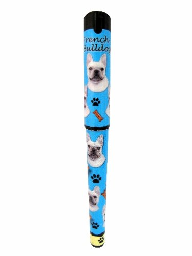 French Bulldog Pen Easy Glide Gel Pen, Refillable With A Perfect Grip, Great For Everyday Use, Perfect French Bulldog Gifts For Any Occasion (French Bulldog Pen compare prices)