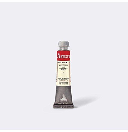 colore-ad-olio-artisti-rosso-cadmio-medio-20-ml-maimeri-professionali-tradizionali