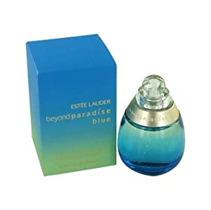 Estee Lauder Beyond Paradise Blue Perfume Eau de Parfum Spray for Women, 1.7 Ounce