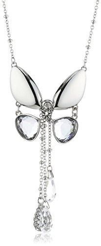 Morellato - Catenina con pendente da donna con diamante, acciaio inossidabile, cod. SOX27