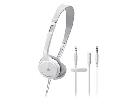 Audio Technica Ath-P150G Wh White | Open-Back Dynamic Headphones (Japan Import)