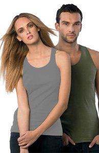 B&C Collection Mens design vest - Sports Grey, Medium