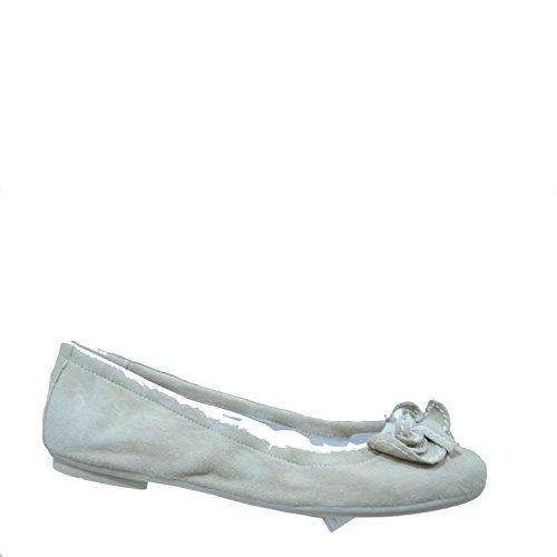 Ng Nero Giardini 8561 Ballerina Donna 100% Camoscio nd 38