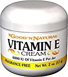 E Cream 6000IU - 2 oz,(Goodn Natural)