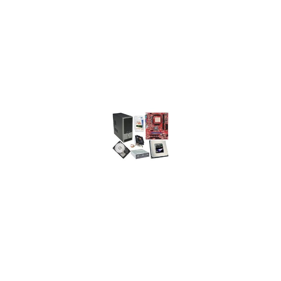 MSI K9N6PGM2 V2 Phenom X4 Barebones Kit