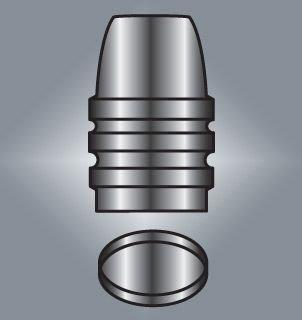 Lyman 4 Cavity 429215 4C Mould 44 Cal. 210 Grains Pistol Bullet Mould (44 Cal Bullets compare prices)